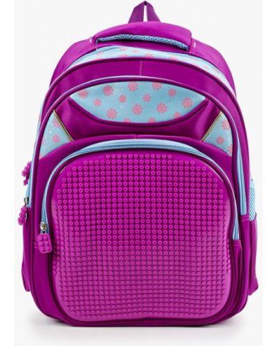 Текстильный фиолетовый рюкзак Vitacci