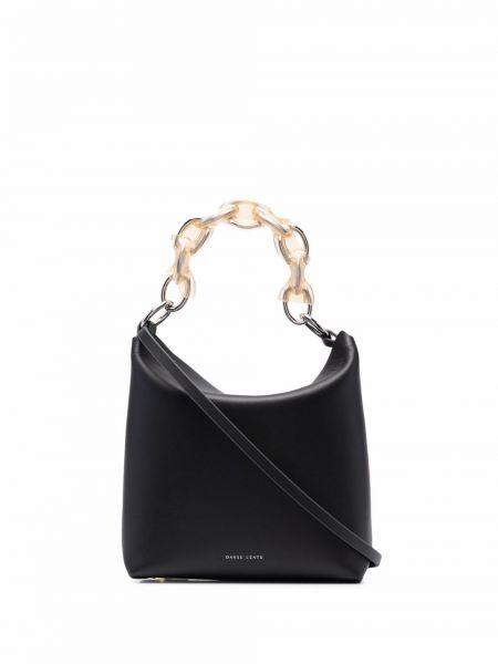 Кожаная сумка - черная Danse Lente