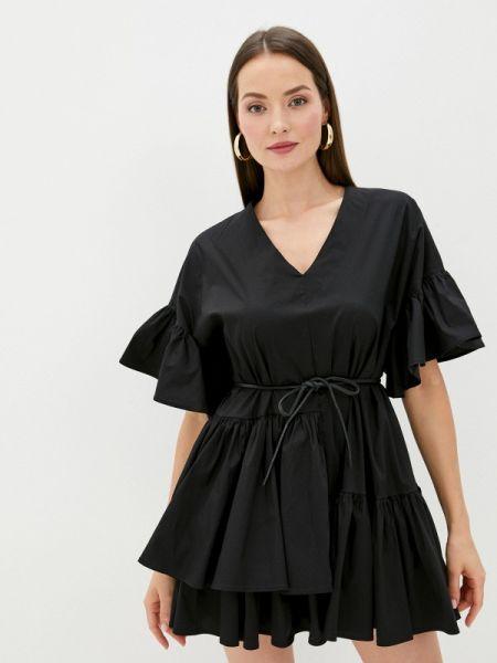 Платье осеннее прямое Imperial