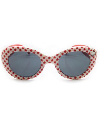 Белые солнцезащитные очки Gamestyle