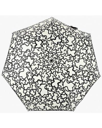 Зонт бежевый Tous