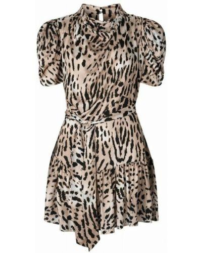 Beżowa sukienka Ravn