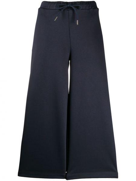 Спортивные брюки свободные с поясом Fay