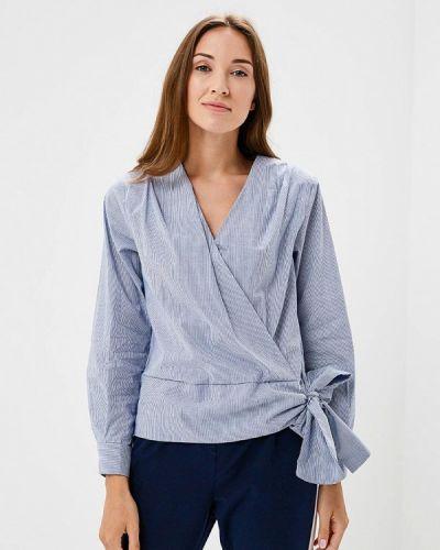 Синяя блузка с длинным рукавом Sartori Dodici