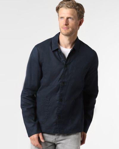Niebieska koszula Denham