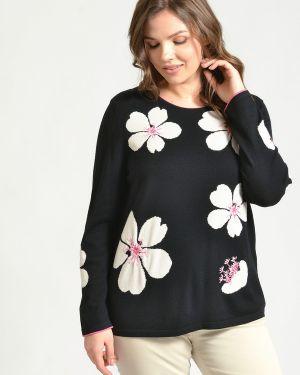 Пуловер - черный Rabe Collection