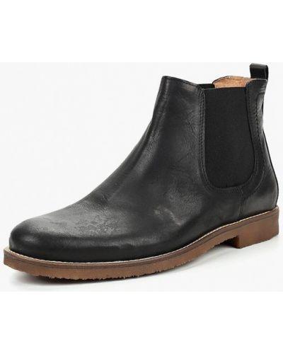 Ботинки челси кожаные осенние Beppi