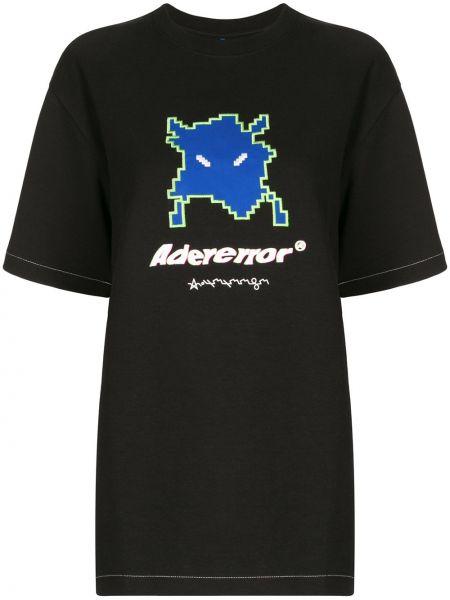 Koszula z krótkim rękawem z nadrukiem przeoczenie Ader Error