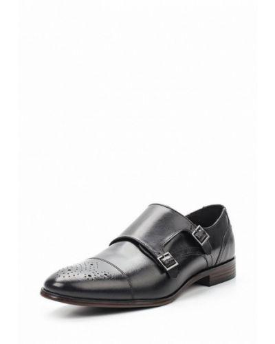 Черные туфли Topman