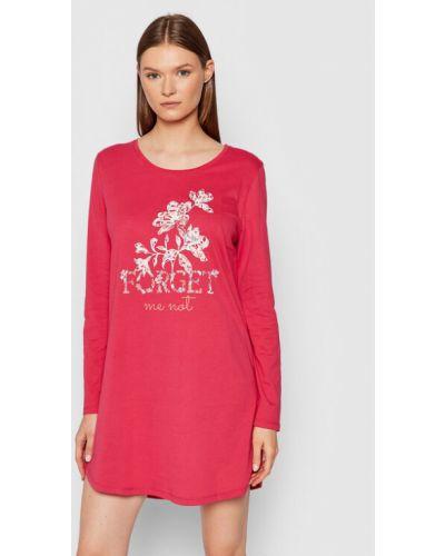 Piżama - różowa Triumph