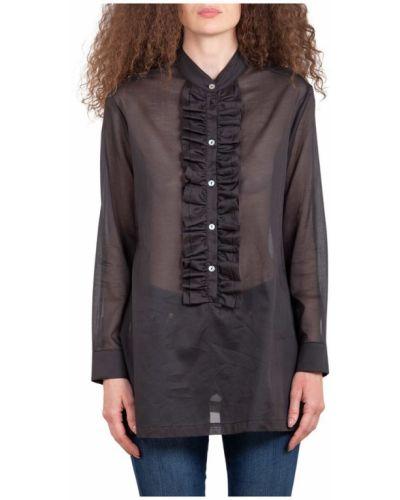 Czarna koszula Maesta