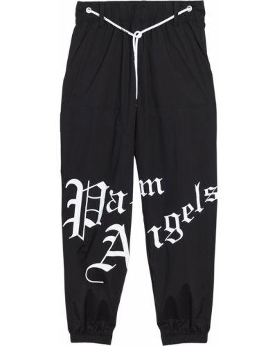 Spodnie z printem Palm Angels
