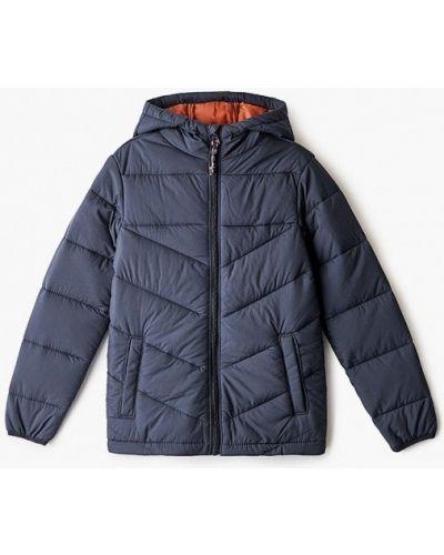 Теплая синяя куртка Produkt