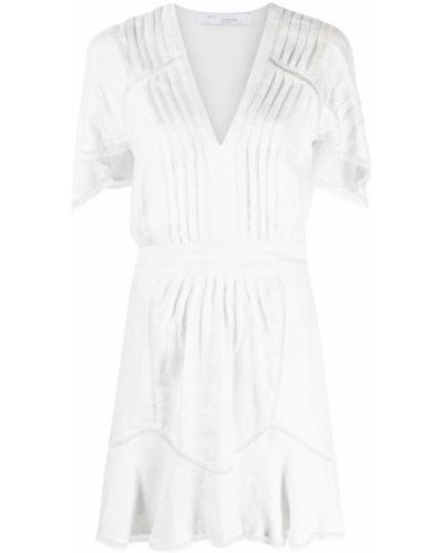 Платье мини короткое - серое Iro