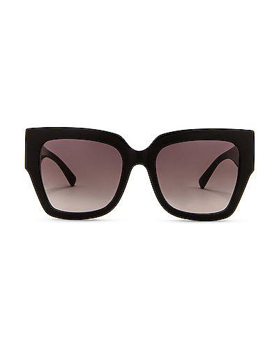 Солнцезащитные очки - черные Valentino Garavani