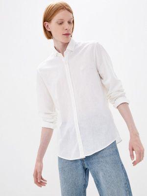 Белая рубашка с длинным рукавом Jimmy Sanders