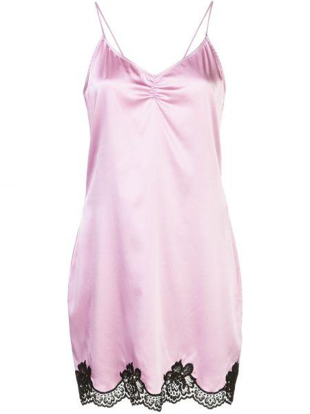 Платье платье-комбинация на бретелях Fleur Du Mal