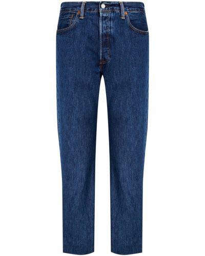Прямые джинсы с карманами синий Levi's®