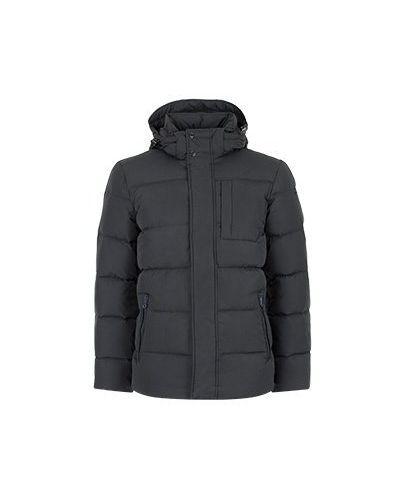 Черная куртка Geox