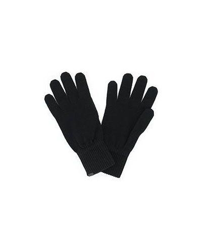 Перчатки шерстяные повседневный Emporio Armani