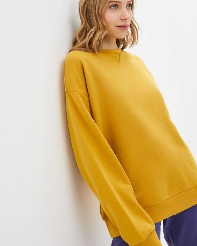 Свитшот - желтый Outhorn