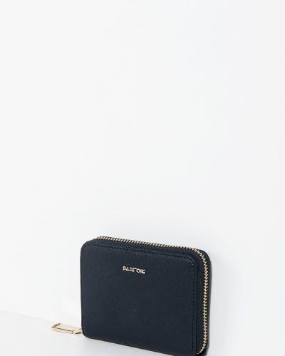 Кожаный кошелек на молнии мини Parfois
