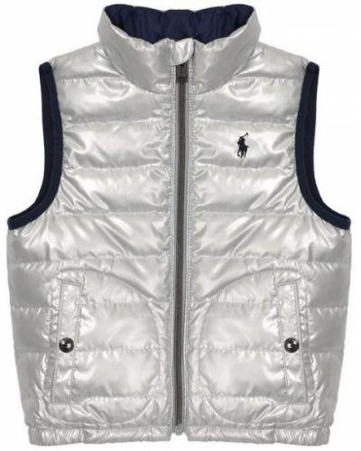 Жилетка стеганая с карманами Polo Ralph Lauren