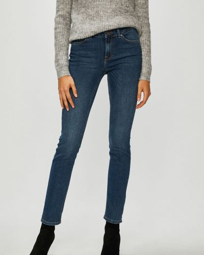 Прямые джинсы на пуговицах с карманами Vero Moda