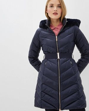 Зимняя куртка осенняя синий Ted Baker London