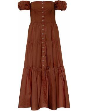 Ciepły sukienka Staud