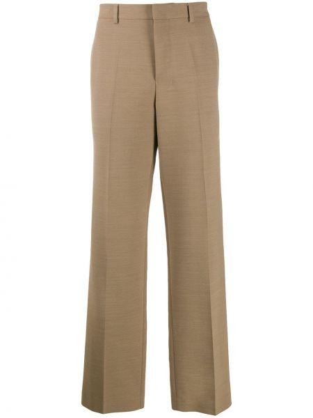 Шерстяные брюки Ami Paris