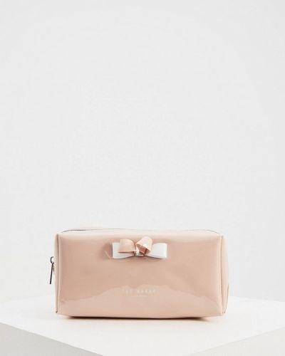 Розовая косметичка Ted Baker London