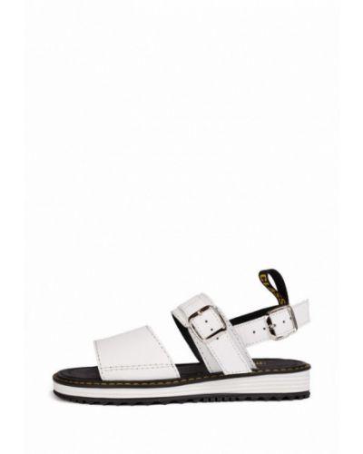 Кожаные сандалии - белые My Day