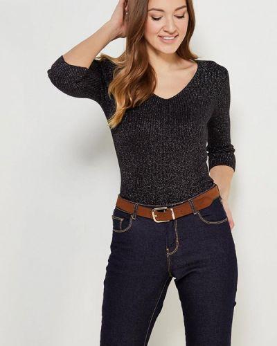 Черный пуловер 2018 Conso Wear