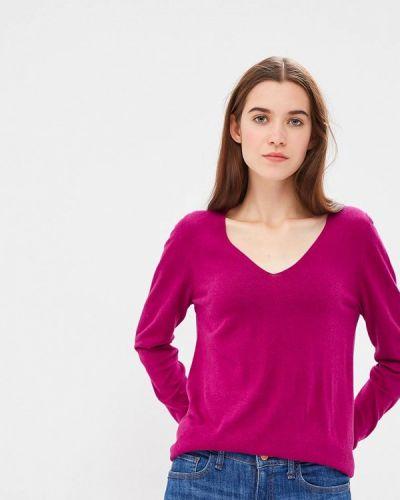 Фиолетовый пуловер S.oliver