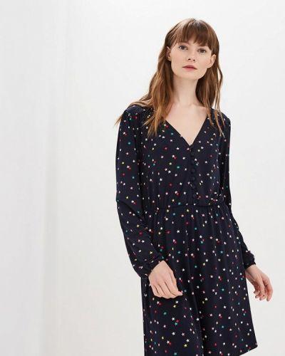 Платье - синее Oasis