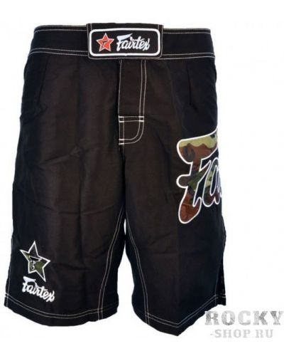 Спортивные шорты пляжные эластичные Fairtex