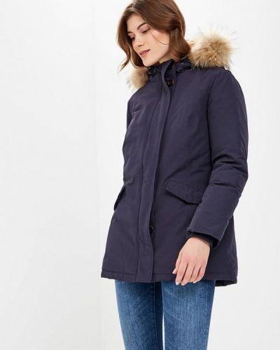Зимняя куртка осенняя синий Rifle