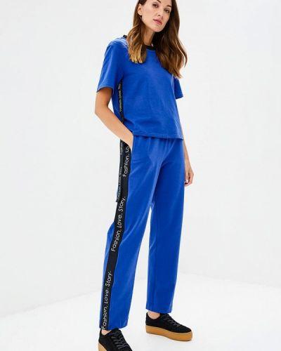 Синий спортивный костюм Fashion.love.story