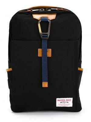 Черный рюкзак Master Piece
