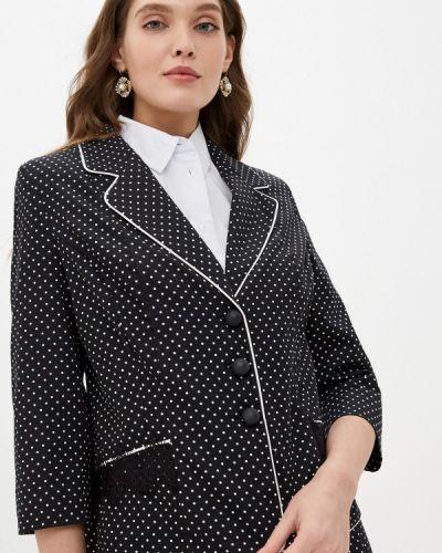 Черный пиджак Franco Vello