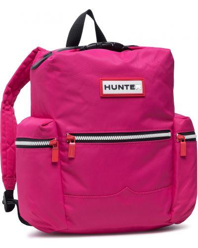 Torebka z nylonu - różowy Hunter