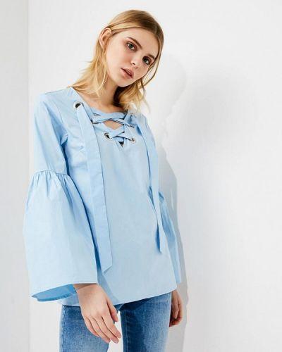 Голубая блузка Michael Michael Kors