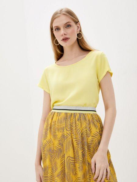 Желтая блузка Sublevel
