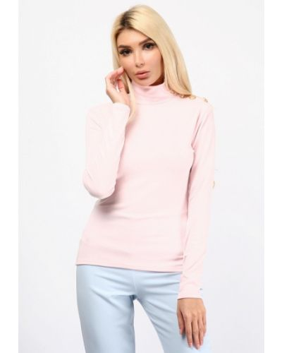 Водолазка розовый Lipinskaya Brand