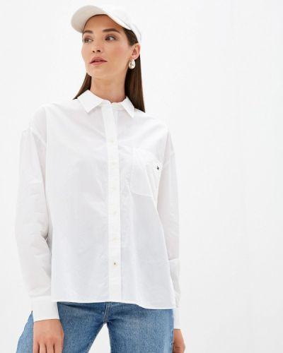 Рубашка с длинным рукавом - белая Tommy Hilfiger