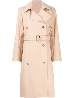 Пальто пальто-тренч с воротником Nina Ricci