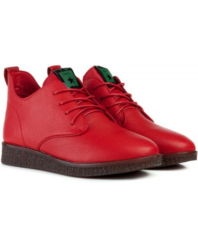 Ботинки - красные Meego Comfort