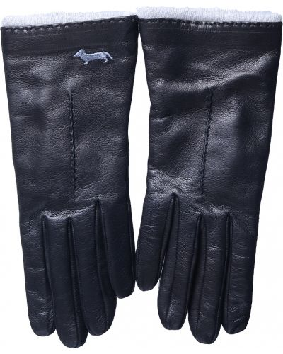 Черные перчатки Harmont&blaine