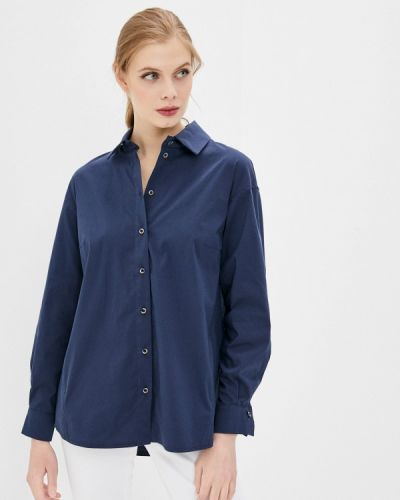 Рубашка - синяя Steinberg